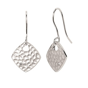 DIVA DIAMOND DANGLE EARRINGS