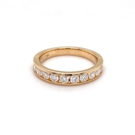 DIAMOND CHANNEL SET BAND