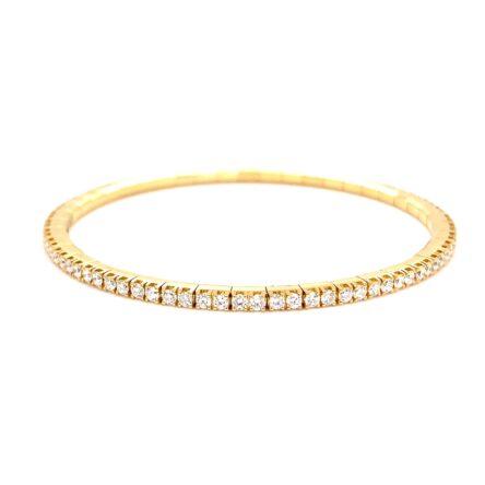 DIAMOND EX,TENSIBLE TENNIS BRACELET